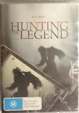 Hunting The Legend (DVD, 2014) R4, NEW AND SEALED Australian Release