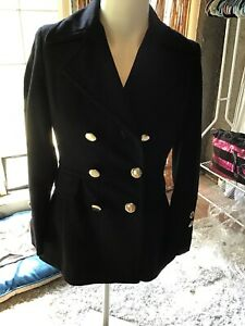 Calvin Klein Extra Small Women's Double Breasted Coat