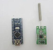nanoCUL Bausatz - klein - CC1101 433Mhz CUL 433 USB-Stick für FHEM - NEU