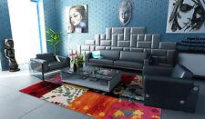 ITA-19342-Tappeto moderno lussoso gioia vivace 150X80 Cm - Galleria farah1970