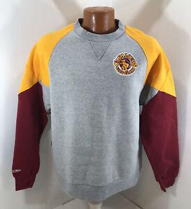 Cleveland Cavaliers Mitchell & Ness NBA Trading Block Crew Sweatshirt - Small