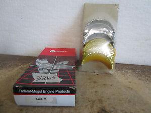Federal Mogul 7404 M 7404M Engine Crankshaft Main Bearing Set 95-03 Toyota