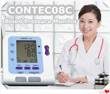 USA SELLER!Hot LCD Desktop Electronic Sphygmomanometer,NIBP,PR Monitor,Software