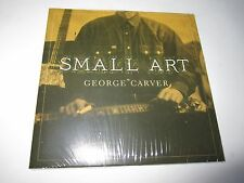 George Carver Small Art CD Advance Copy Digipak