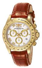 Invicta Men's 7032 Signature Quartz Chronograph White Dial Watch