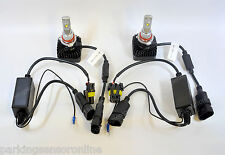 HB4 9006 LED Headlight Foglight Conversion Kit 48W 6000LM Cree LED Bulbs 6500K
