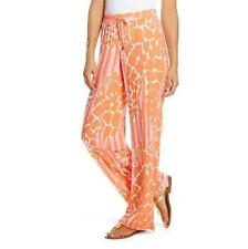 Lilly Pulitzer for Target Rayon Palazzo Wide Leg Pants Giraffeee Giraffe S 2 4