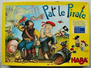 Pete The Pirate / Pat Le Pirate - Board Game - HABA - 2000 - Wolfgang Kramer