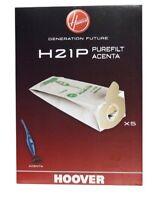 HOOVER Sacchetti Scopa Elettrica Aspirapolvere X5 H21P ACENTA 35600704 Original