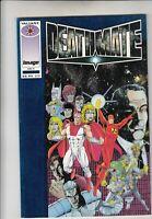 Deathmate Blue Comic Book Image Fine