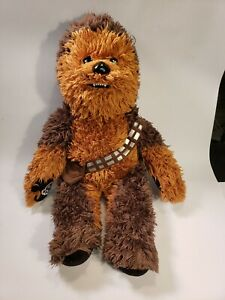 Chewbacca Build-A-Bear w/ Ammo Belt and Voice Box, Works