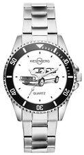 KIESENBERG® Uhr 20061 mit Auto Motiv für VW Golf GTI Fahrer