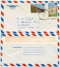Figi bukuya AGENZIA POSTALE handstamp 1988 a Tony Eastgate