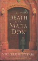 POPULAR FICTION, large paperback, DEATH OF A MAFIA DON by MICHELE GIUTTARI