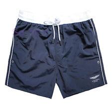 Hackett Men's Aston Martin Racing Piping Swim Short Swim Shorts Medium Was £90