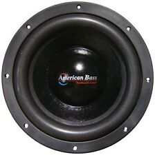 """American Bass TNT1544 15"""" Woofer Cast Frame 1600W Max 800W RMS"""