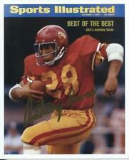 New listing ANTHONY DAVIS FOOTBALL USC & L.A. RAMS FOOTBALL PLAYER SIGNED PHOTO AUTOGRAPH