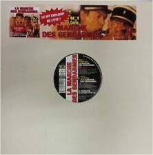 LA MARCHE DES GENDAMES -VERSION ORIGINALE 1970 ET REMIX DE 1999 - 33T Vinyl