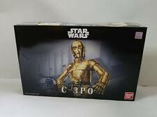BANDAI Star Wars C-3PO 1/12 Scale Figure Plastic Model Kit NIB Free Shipping