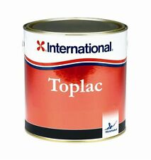 International Toplac narrow boat and yacht exterior paint -OXFORD BLUE