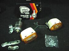 Vintage Bicycle Bike Dynamo Generator Lighting Set 12V ANLUM NOS 1970s