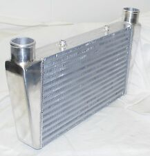 "V Mount Intercooler 24X13X3 2.5""O/I One Side for Accord Civic Nissan YCZ-036"