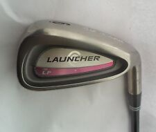 Cleveland launcher lp 6 fer action lite reg graphite shaft, golf pride grip