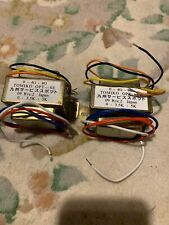 PAIR NOS TAMIKO OPT SE TRANSFORMER 3.5k -5 K 28w For 300b 2a3 45 6l6 El34