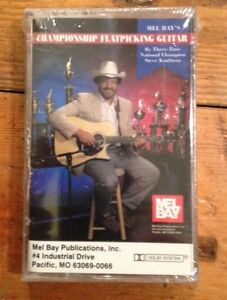 Mel Bay's Championship Flatpicking Guitar - Steve Kaufman
