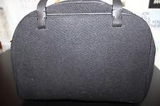 Elegant-Wool-Brook-Brothers-Black Leather Handle Doctor Bag