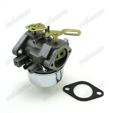 Carburetor For Tecumseh 9HP 10HP 632370A 632110 HMSK90 HM100 Small Engine Carb