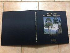 VATICANO LA CAPPELLA SISTINA Il Quattrocento Franco Maria Ricci
