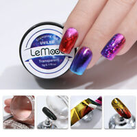 LEMOOC 5ml Stamping UV Gellack Soak Off Nagel Folie Transfer Stickers Werkzeug