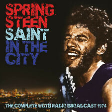 SPRINGSTEEN - Saint In The City. New 2CD + sealed ** NEW **
