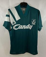 Liverpool Away Football Shirt 1991/92 Adults Medium Adidas C142