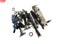 20pc Potentiometer Selection Kemo S004 Assorted Mixed Values Potentiometers POTs