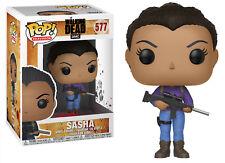 Funko POP! Television ~ SASHA VINYL FIGURE ~ The Walking Dead
