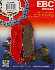 EBC BRAKE PADS Fits: Honda CRF250L