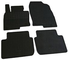 Gummifußmatten MAZDA CX-5 II ab 2017 Gummimatten Gummi Fußmatten Matten
