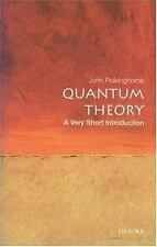 Quantum Theory: A Very Short Introduction (Paperback or Softback)