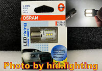 Genuine OSRAM Cool White DRL P21W 7456CW 1156 6000K LED Driving Reverse Light