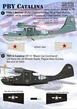 Print Scale 1/72 Consolidated PBY Catalina The Complete Set 2 # 72054