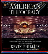 Audio book  - American Theocracy by Kevin Phillips       -       CD