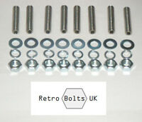 Ford Pinto Exhaust Manifold Studs (stainless steel)- Capri, Cortina, Sierra