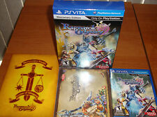 RAGNAROK ODYSSEY MERCENARY EDITION Sony Vita Game