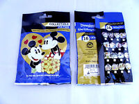 Disney * CHARACTER COUPLES * New & Sealed * 5-pin Mystery Collectible Pin Pack