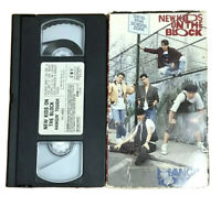 Walhberg Vintage New Kids on the Block Hangin Tough VHS 1989