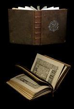 [THEOLOGIE GRUEL Reliure plein maroquin signée] Paroissien romain.
