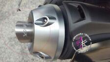 Tromboncino Beccuccio con incisione Mod Tag x Tmax dal 2012 al 2016 acciaio inox