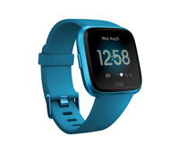 Fitbit Versa Lite Wearable Smartwatch - One Size (S & L Bands Included)